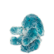 Manhattan Toy Luxe Topaz Bunny 9 Inch Plush Toy