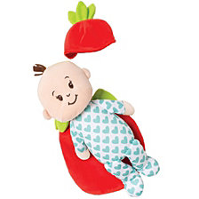 Manhattan Toy Wee Baby Stella Snuggle Strawberry Doll