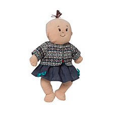 Manhattan Toy Baby Stella Cozy Chic 15 Inch Baby Doll Clothing Set