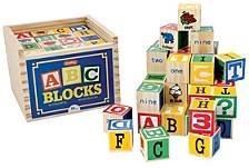 Alphabet Blocks 48 Pcs