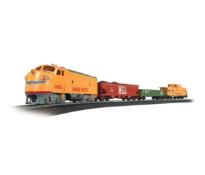 Bachmann Trains Challenger Ready To Run Electric Train Set Ho Scale