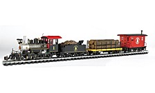 North Woods Logger Large G Scale Ready To Run Electric Train Set