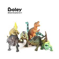 Boley 12 Piece Educational Dinosaur Figures 9 Inch Figures