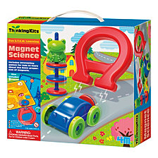 4M Thinkingkits Magnet Science Kit