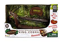 Dragon I Animotion Ir Remote Controlled King Cobra