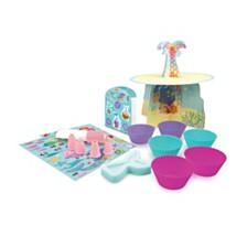 Gusto Mermaids Cupcake Activity Set Bake, Decorate, Play
