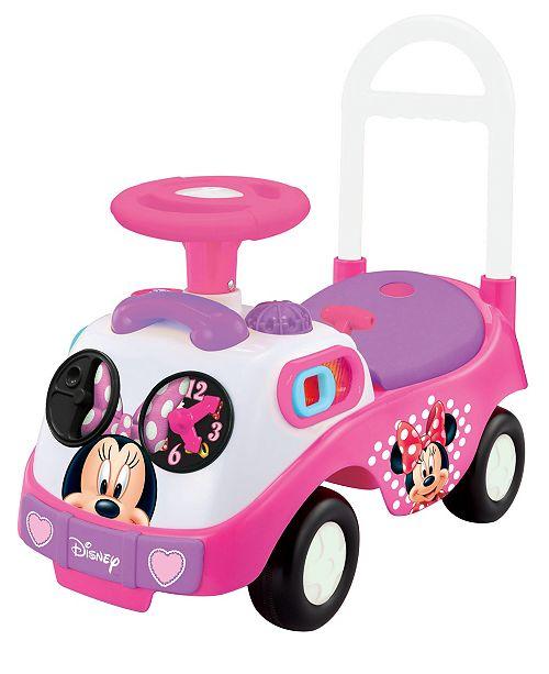 Kiddieland Disney My First Minnie Ride On Minnie Mouse