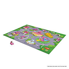 Tcg Toys Minnie Mouse Jumbo Mega Mat Play Mat With Bonus Vehicle