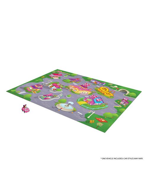 495b4c1b97 ... TCG Toys Minnie Mouse Jumbo Mega Mat Play Mat With Bonus Vehicle ...