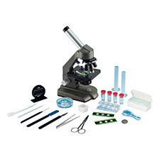 Edu Toys 640X Die Cast Optical Microscope With Dual Lights