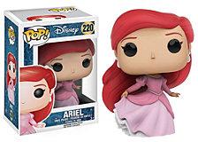 Funko Disney Pop Princess Collectors Set, Ariel, Belle, Cinderella, And Rapunzel