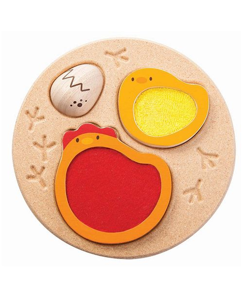 Plan Toys Plantoys Wooden Chicken Puzzle