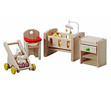 Plantoys Dollhouse Nursery Neo Style Furniture
