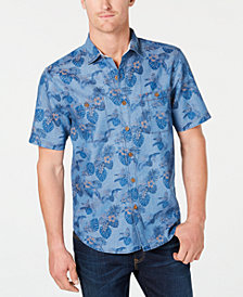 Tommy Bahama Men's Fade A Lei Floral-Print Shirt