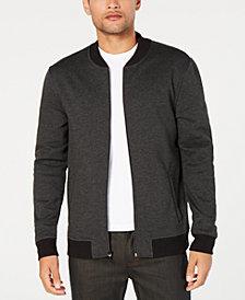 Alfani Men's Fleece Bomber Jacket, Created for Macy's