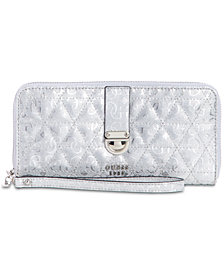 GUESS Tabbi Zip Around Wallet