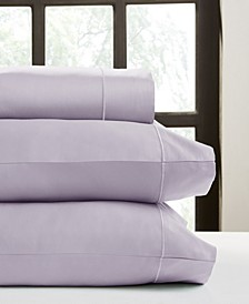 Luxury Concepts 500 TC Solid Sateen King Sheet Set