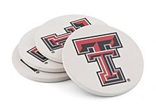 Texas Tech University Coasters, Set of 4