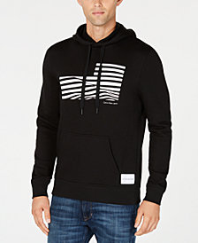 Calvin Klein Jeans Men's Flag Graphic Hoodie