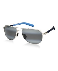 Maui Jim GUARDRAILS Polarized Sunglasses , 327