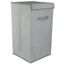 Home Basics Diamond Collection Laundry Hamper