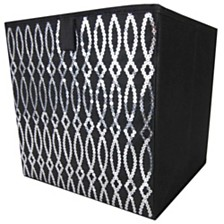 Home Basics Circle of Sequins Non-Woven Bin