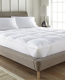 Home Collection Luxury Ultra Plush Mattress Topper, Cal King