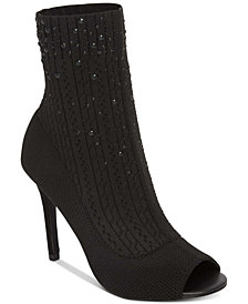 CHARLES by Charles David Rancid Booties