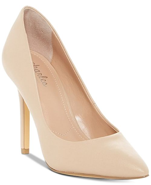CHARLES by Charles David Palma Pumps   Reviews - Pumps - Shoes - Macy s d34cdd35a