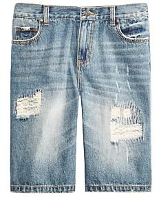 acaf9e0ab323 Epic Threads Big Boys Hamilton Denim Shorts, Created for Macy's