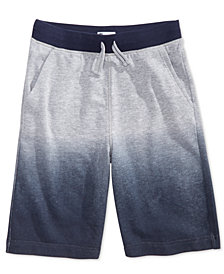Epic Threads Big Boys Ombré Shorts, Created for Macy's