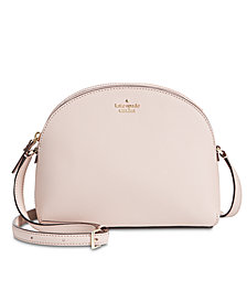 kate spade new york Cameron Street Large Hilli Safiano Leather Crossbody
