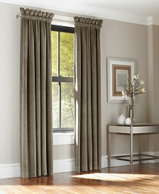 "J Queen New York Elite Manchester Taupe 50"" x 95"" Drapery Pair"