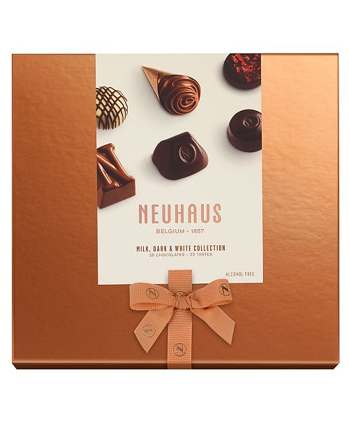 Neuhaus 25-Piece Belgian Assorted Chocolate Gift Box