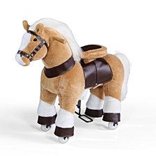 FAO Schwarz Toy Ride On Plush Pony