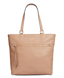 kate spade new york Cobble Hill Tayler Pebble Leather Tote