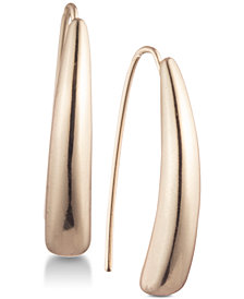 Lauren Ralph Lauren Sculptural Threader Earrings