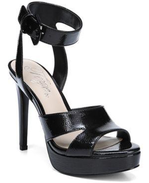 FERGIE   Fergie Righteous Women's Platform Dress Sandals Women's Shoes   Goxip