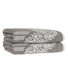 Linum Home Textiles Gioia Bath Towels Set of 2