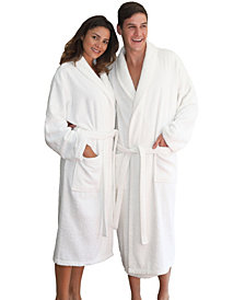 Linum Home Unisex 100% Turkish Cotton Terry Bathrobe