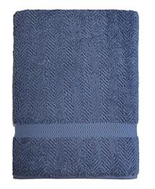 Herringbone Bath Sheet