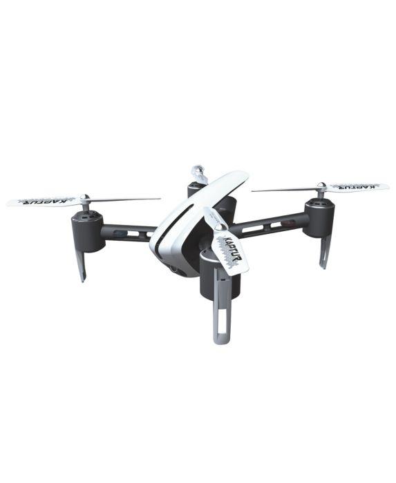 Kaptur GPS II™ Wi-Fi Drone with HD Camera, White