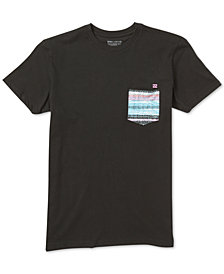 Billabong Big Boys Team Pocket Graphic T-Shirt