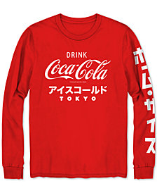 Mens Coke Kanjii Graphic T-Shirt