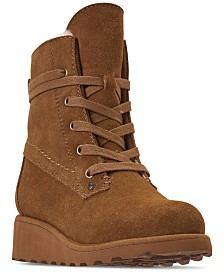 Bearpaw Little Girls' Krista Boots from Finish Line