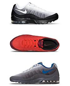Men's Air Max Invigor Print Running Sneakers from Finish Line