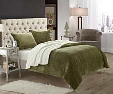 Chic Home Evie Blanket Bedding Collection