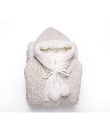 Mosaic 51x71 Hooded Snuggle