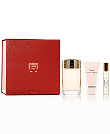 Cartier 3-Pc. Baiser Volé Eau de Parfum Gift Set, Created for Macy's