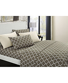 Chic Home Illusion 8-Pc Twin Sheet Set
